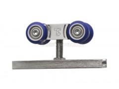 木门吊轮-DL-099-镍拉丝