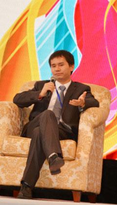 广州好莱客家居有限公司总经理詹缅阳先生