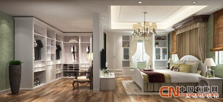 将卧室的墙壁都镶上柜子... www.cnyiguiwang.com 宽720x331高
