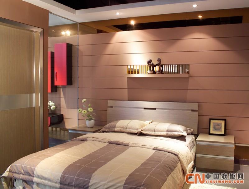背景墙 房间 家居 设计 卧室 卧室装修 现代 装修 800_608