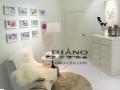 皮阿诺简约色系搭配精致的整体家居空间产品欣赏