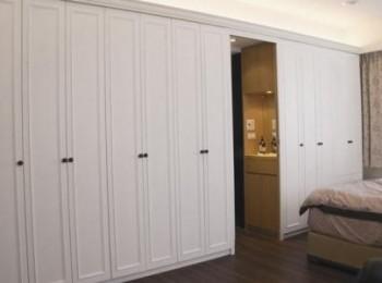 简单白色衣柜—简单白色衣柜特点及养护方法介绍