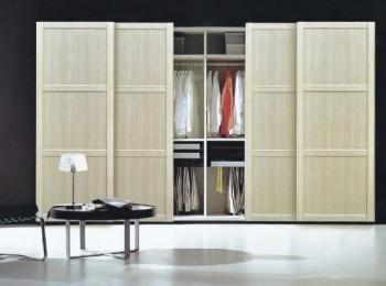 衣柜门变形的原因和处理方法