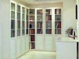 美弗尼书柜工厂直销整体衣柜定做书柜定做全屋定制家具