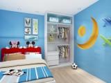 衣柜板式家具订制,雷诺帝娅成人儿童板式衣柜定制