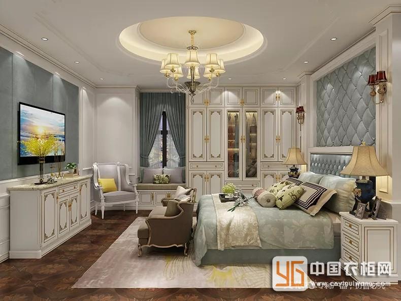 """卧室这么打造,谁还住""""豪华酒店""""-家居窝"""