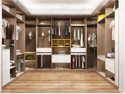 千年舟定制衣柜  板式家具定制 衣柜衣帽间定做 招商加盟