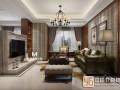 玛格全屋定制案例 三室两厅110m²经典美式家 (1357播放)