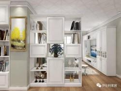 5款客厅隔断柜设计,每一款都能惊艳客人的眼!