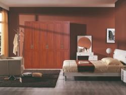 拉格格衣柜轻奢简欧系列最新卧室装修效果图