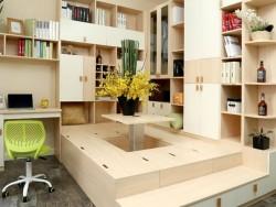 德鲁尼现代简约风格系列家居装修效果图