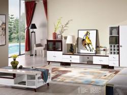 宝莱佳家居客厅装修效果图 客厅卧室效果图