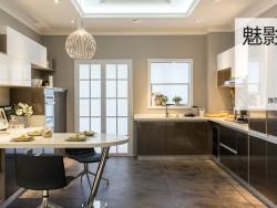 尚品宅配全屋定制厨房装修案例,厨房装修效果图