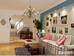 帝王贵族全屋定制-欧式风格客厅