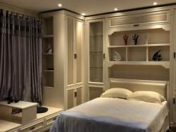 梵帝尼全屋定制经典欧式风卧室装修效果图