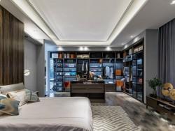 诺贝尼高端全屋定制卧室装修效果图