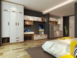 诺贝尼全屋定制卧室最新装修效果图,主卧装修图