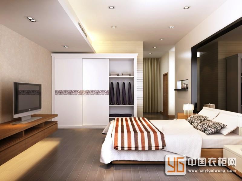 博克曼衣柜板式系列各风格装修效果图