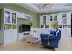 绿色环保全屋定制家居时尚风格