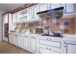 橱柜定做现代简约厨柜订做整体厨房全屋定制