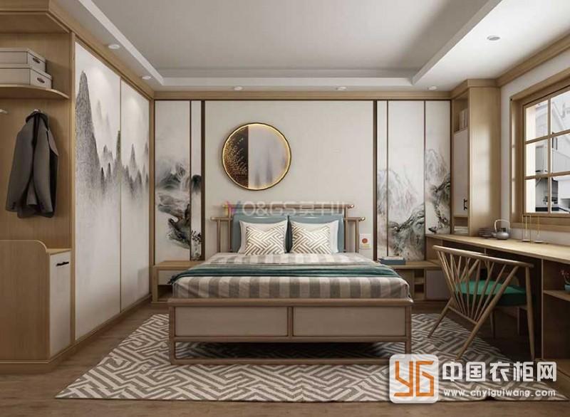 全屋装修效果图  橱柜定制与建材行业明星品牌莫干山板材,莫干山地板