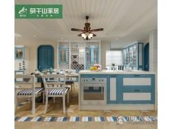 莫干山全屋定制 地中海风格餐厅