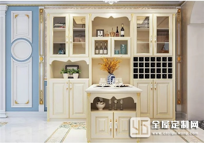 亚丹80m²法式轻奢两房,连玄关都是大写的高级