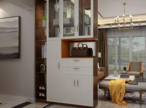 北欧极简风客厅装修效果图,欧蒂尼客厅装修图片