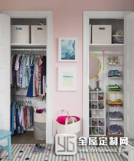 卧室衣柜收纳