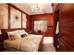 诺维家全屋定制卧室实木系列
