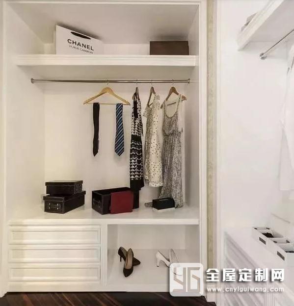 定制衣柜尺寸