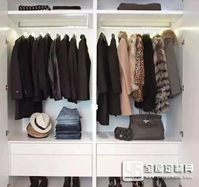 整体衣柜尺寸