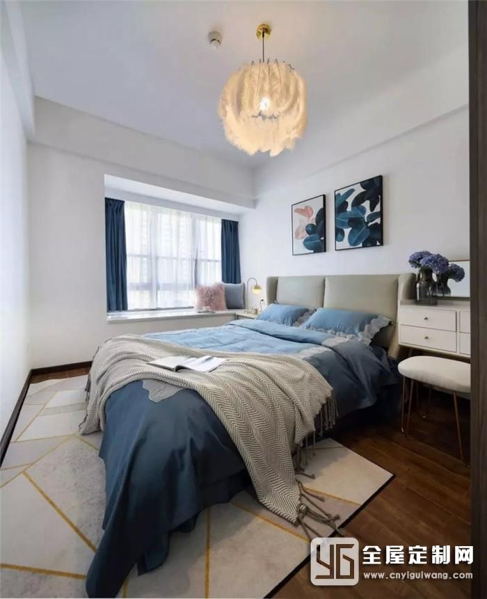 宽敞明亮的三居室,来自帅太轻奢雅致的现代风!
