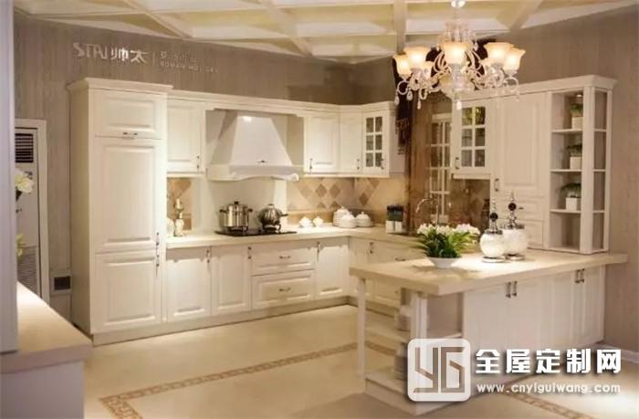 一次配齐橱柜和厨电,帅太教你给邻居做榜样!