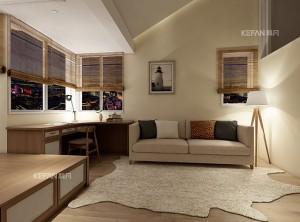 科凡全屋定制四房两厅270㎡日式家装设计