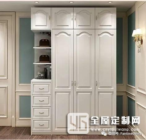 小户型衣柜设计