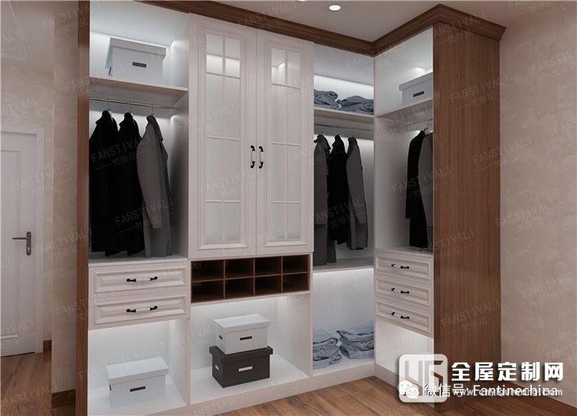 衣柜装修设计