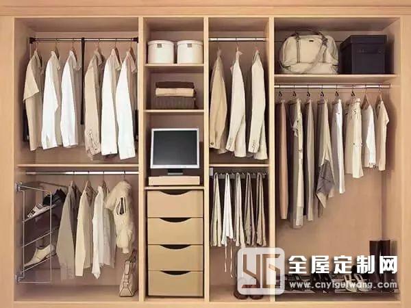 衣柜整理收纳技巧