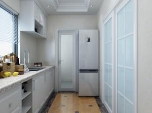 德维尔全屋定制爱唯尔系列欧式厨房装修效果图