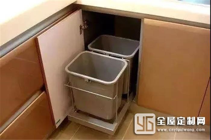 帅太全屋定制把厨房设计好了,让你轻轻松松解决垃圾分类!