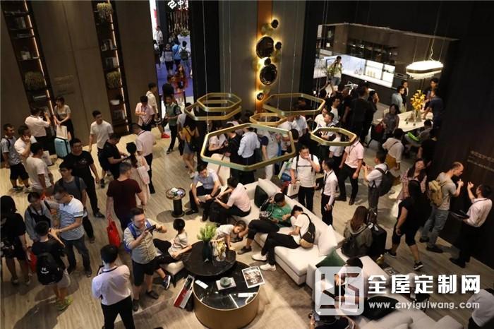 """2019中国广州建博会卡诺亚携""""空间定制""""开启整装时代,邀您前来亲身体会!"""