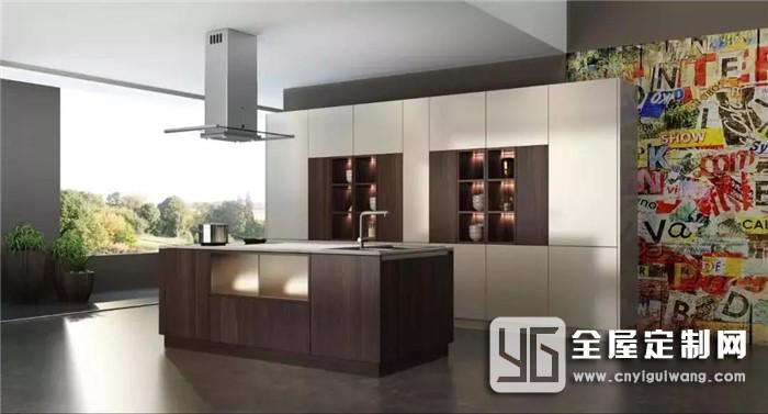 索菲亚全屋定制带来8款厨房设计,第一个就美哭了!