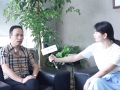 访佰丽爱家董事长刘守刚:提供全方位扶持 助力经销商发展