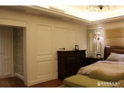 图森全屋定制欧式实木护墙板系列