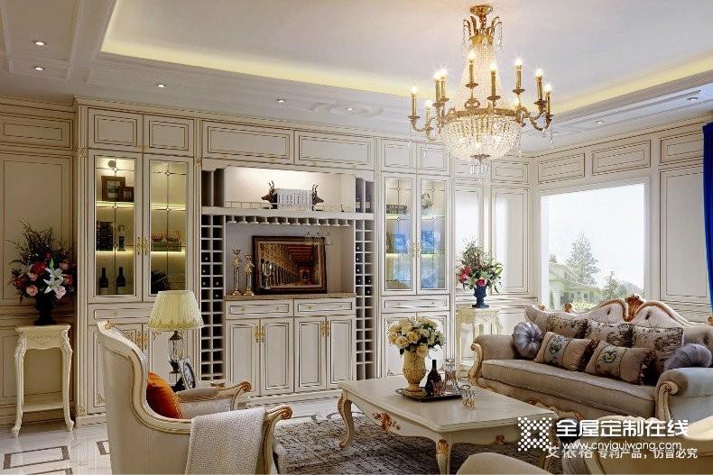 艾依格亚特兰系列  法式浪漫描金花纹家具