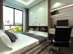 凡瑞歌德全屋定制卧室各种风格装修效果图
