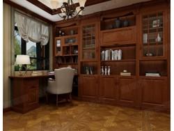 雅丽家新古典风实木主卧室衣柜