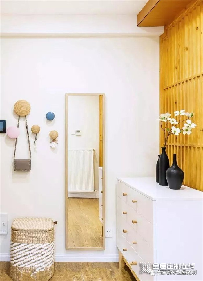 鞋柜怎么设计才能保证美观又实用?佰丽爱家全屋定制来教你!