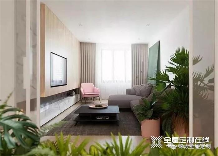 电视背景墙是家里的颜值担当,帅太全屋定制教你可以这样设计!