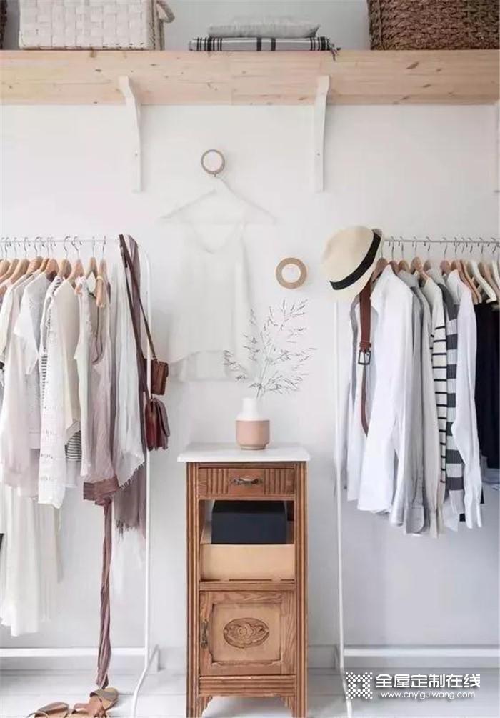 全度家居带来衣帽间设计赏析,打造理想中的生活方式